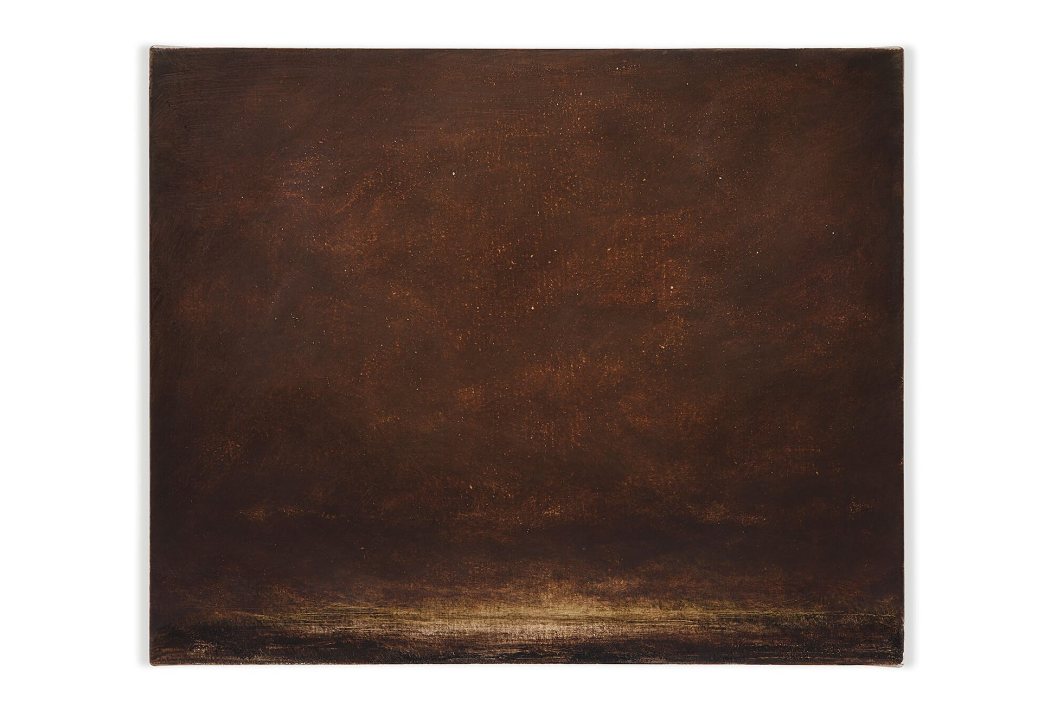 Lucas Arruda,<em>untitled</em>, 2014, oil on canvas, 30×37 cm - Mendes Wood DM