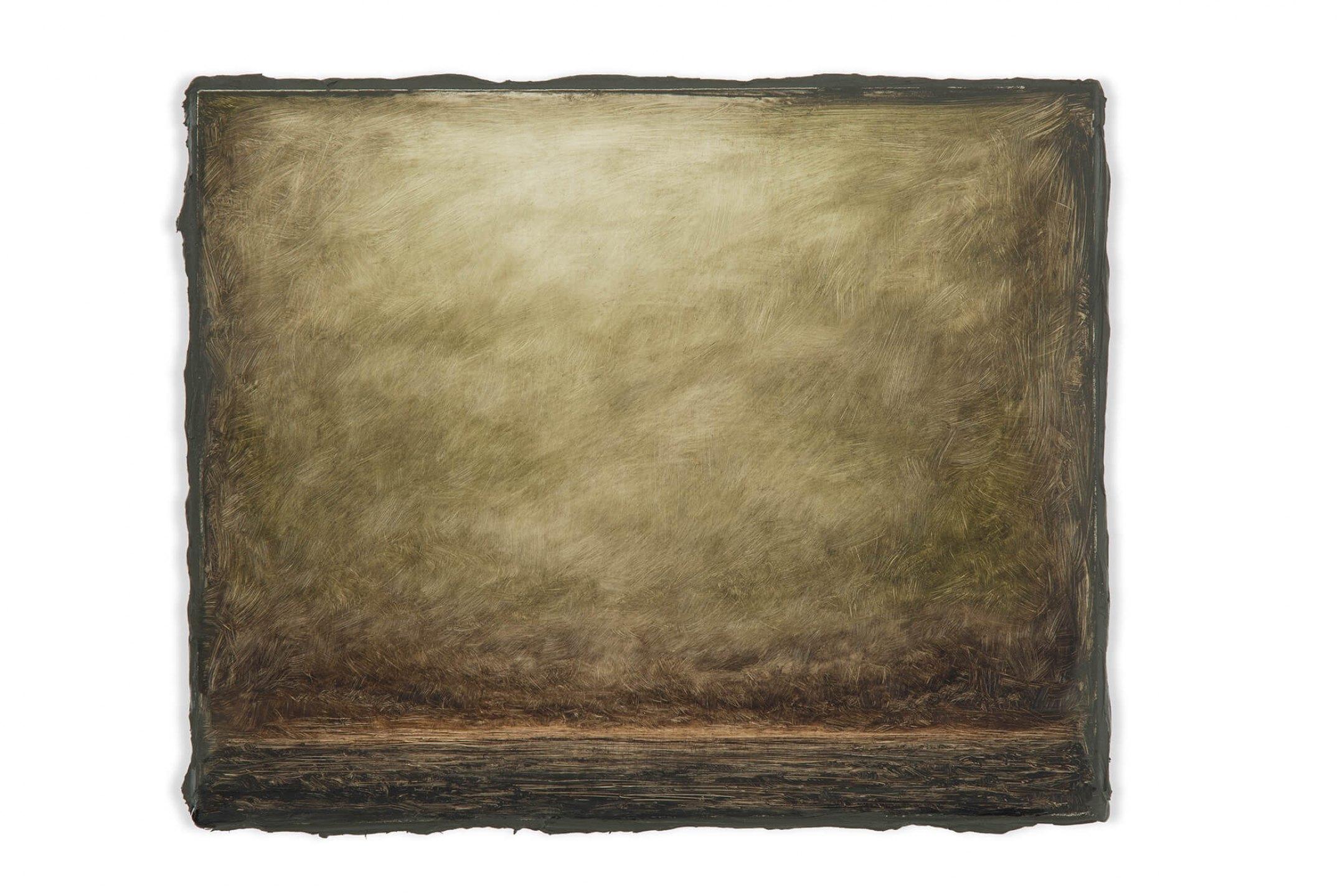 Lucas Arruda,<em>untitled</em>, 2015, oil on canvas, 30 × 37 cm - Mendes Wood DM