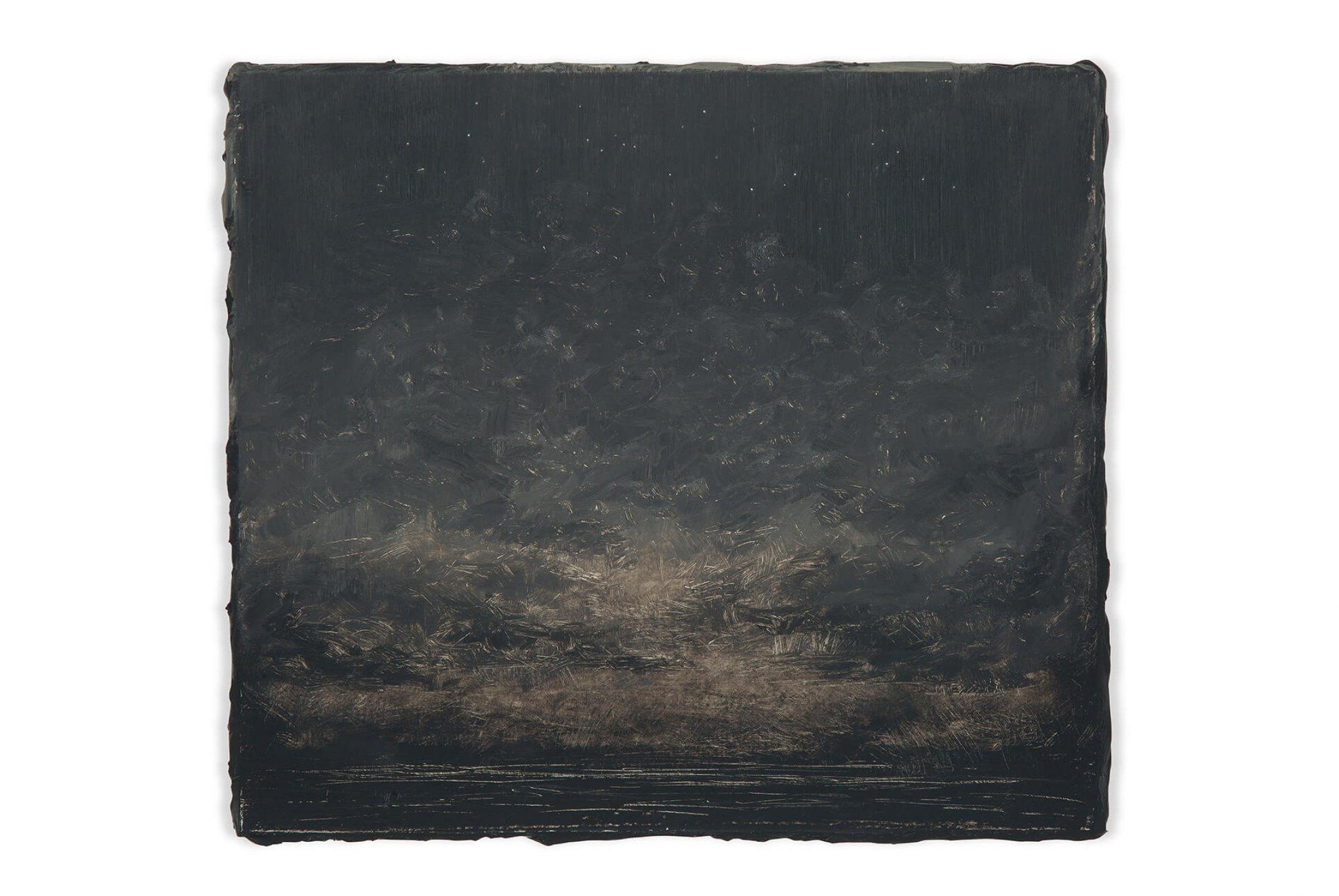 Lucas Arruda,&nbsp;<em>untitled</em>, 2015, oil on canvas, 30 × 34 cm - Mendes Wood DM