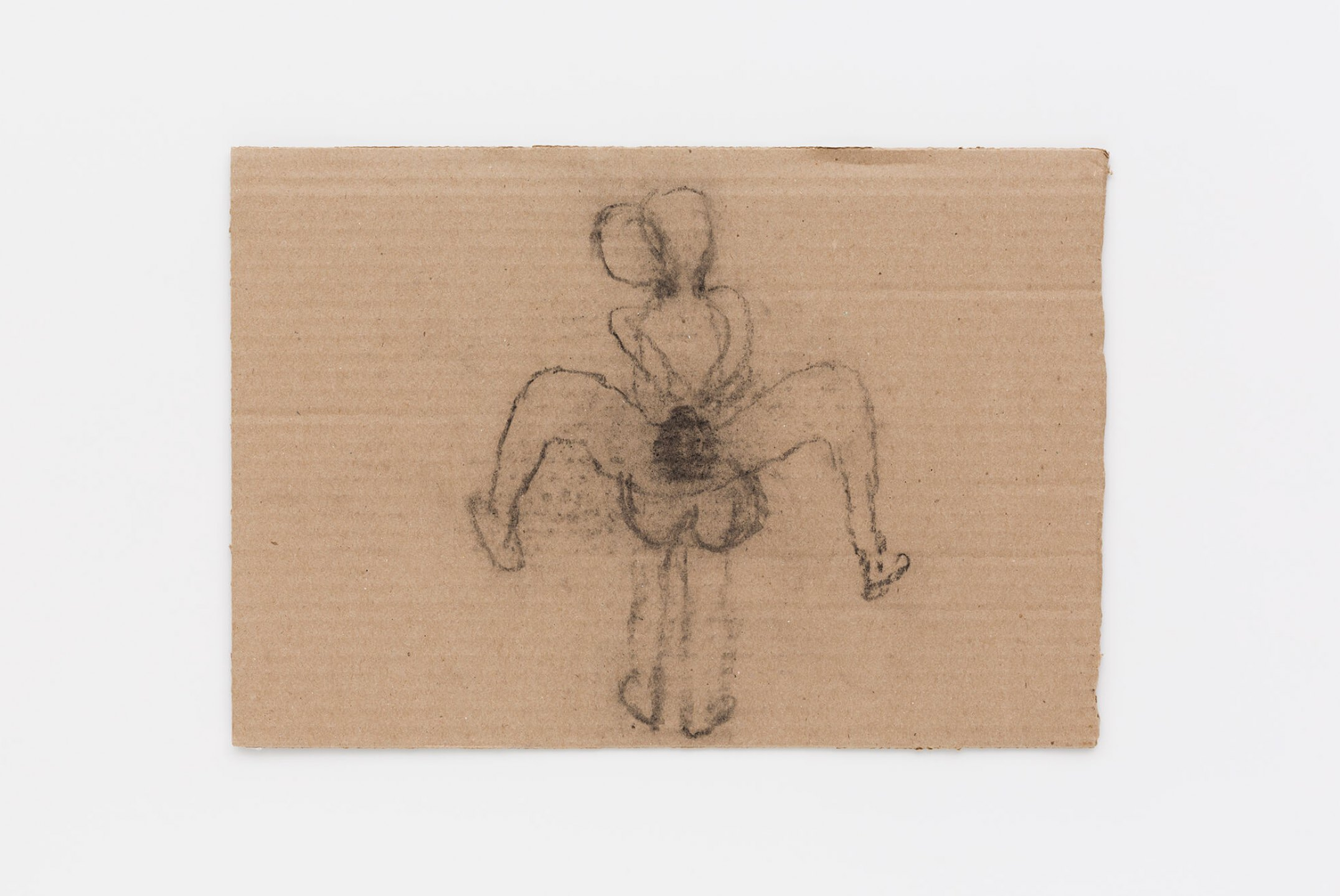 Solange Pessoa, <em>untitled</em>, 2009, pastel on cardboard, 21,6 × 31,3 cm - Mendes Wood DM