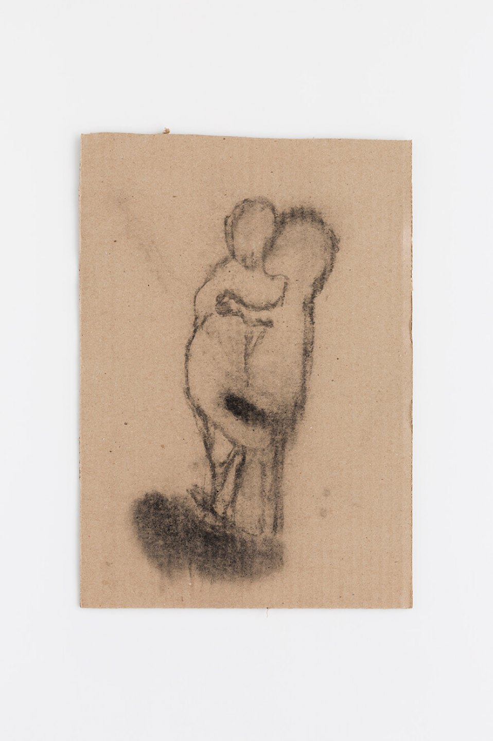 Solange Pessoa, <em>untitled</em>, 2009, pastel on cardboard, 31,3 × 21,8 cm - Mendes Wood DM