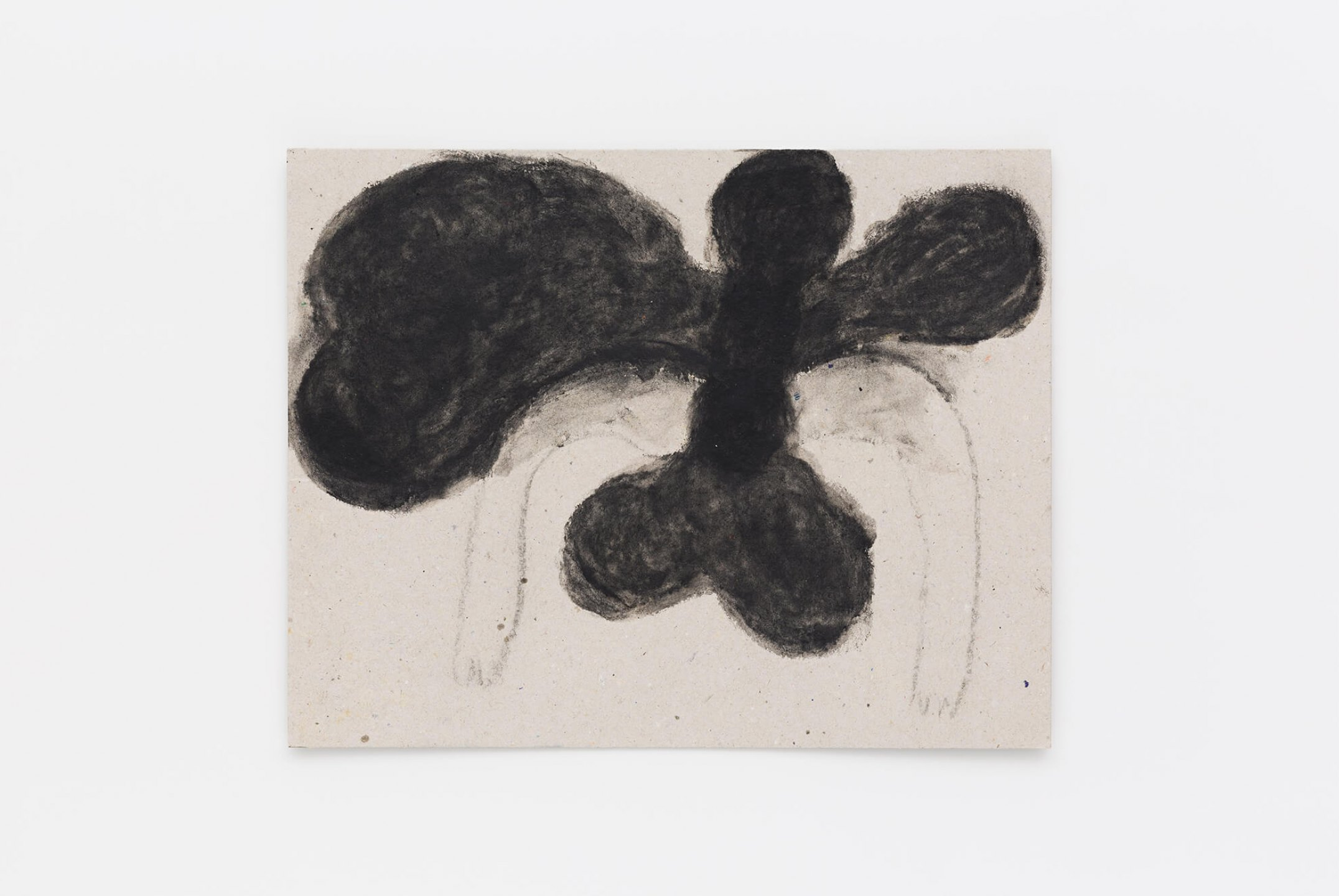 Solange Pessoa,&nbsp;<em>untitled</em>,&nbsp;2009, pastel on cardboard, 21,7 × 27,7 cm - Mendes Wood DM