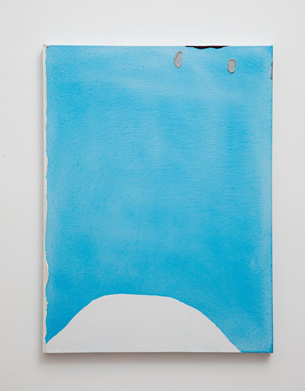 Paulo Monteiro,<em>&nbsp;untitled</em>, 2012, óleo sobre tela, 80&nbsp;× 60 cm - Mendes Wood DM