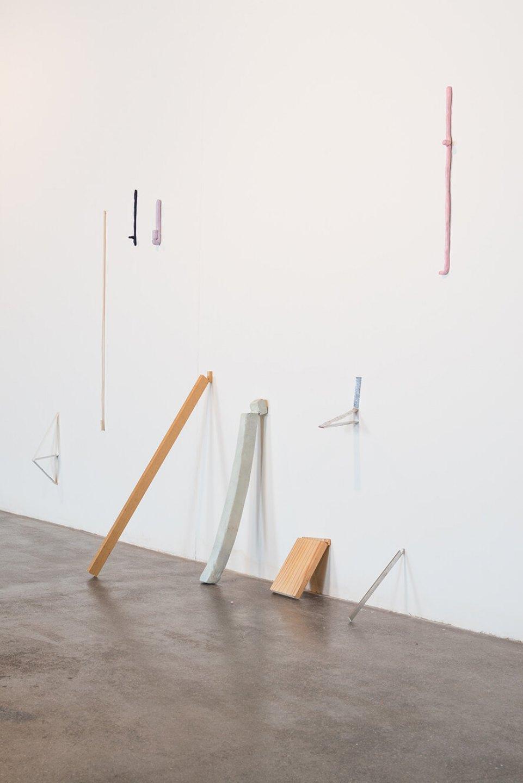 Paulo Monteiro,<em>Betão à Vista</em>, Museu Brasileiro de Escultura, 2013 - Mendes Wood DM