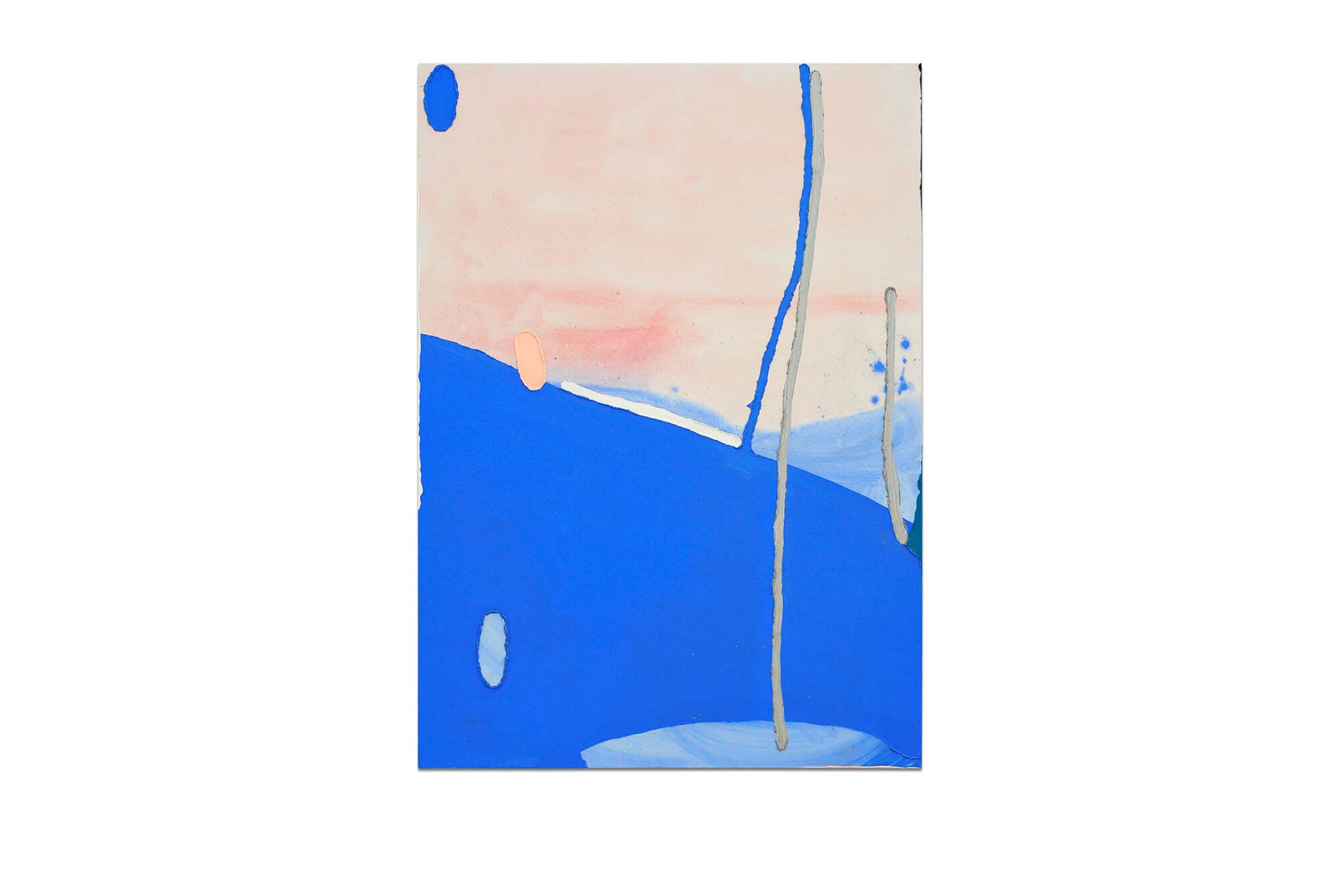 Paulo Monteiro, <em>untitled</em>, 2012, oil on canvas, 120× 80 cm - Mendes Wood DM