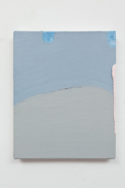 Paulo Monteiro,<em>untitled</em>,2012, oil on linen, 35 × 28 cm - Mendes Wood DM