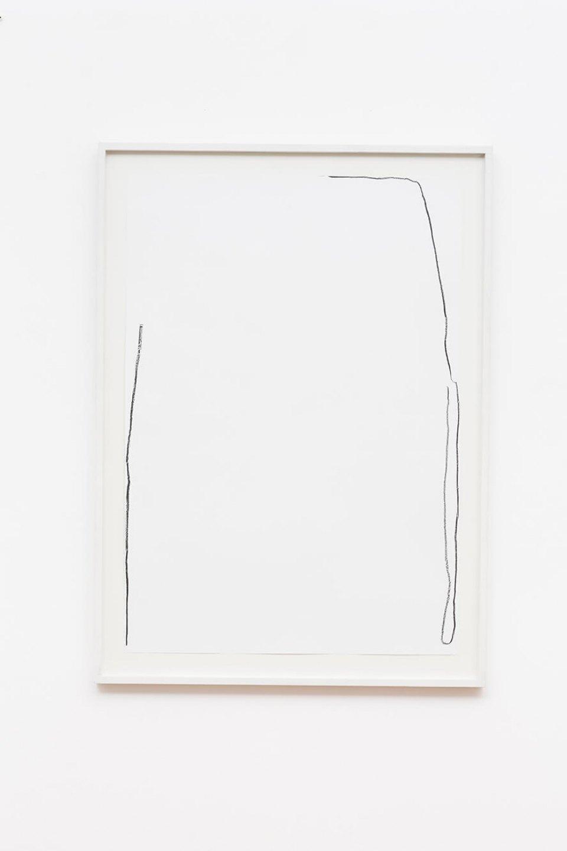 Paulo Monteiro, <em>untitled</em>, 2003, graphite on paper, 82 × 113 cm - Mendes Wood DM
