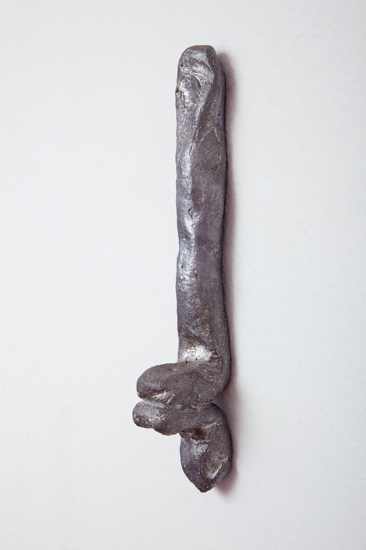 Paulo Monteiro,<em>untitled,</em>2011, lead, 22 × 3,5  × 5cm - Mendes Wood DM