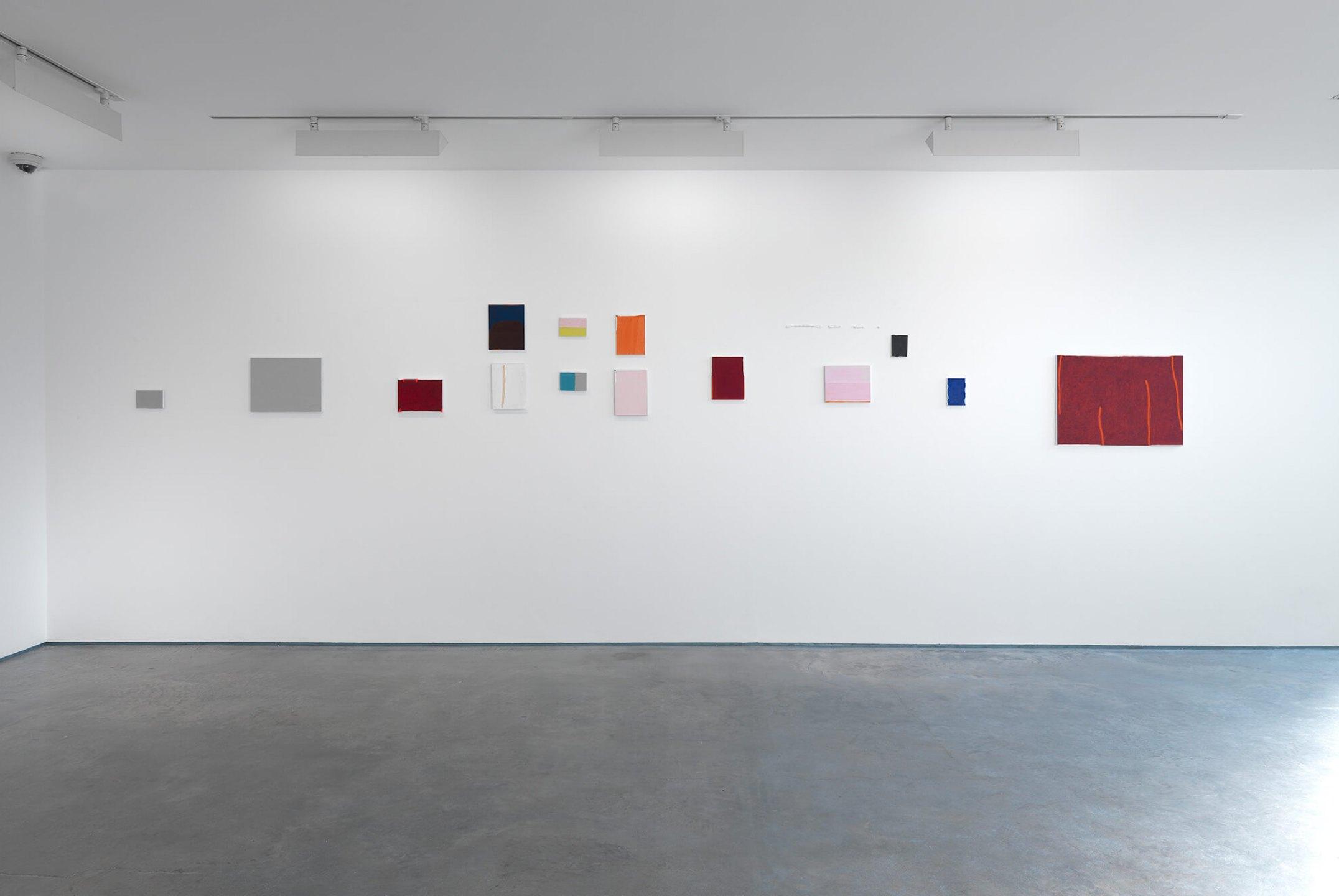 Paulo Monteiro, <em>where were you</em>?, Lisson Gallery, 2014 - Mendes Wood DM