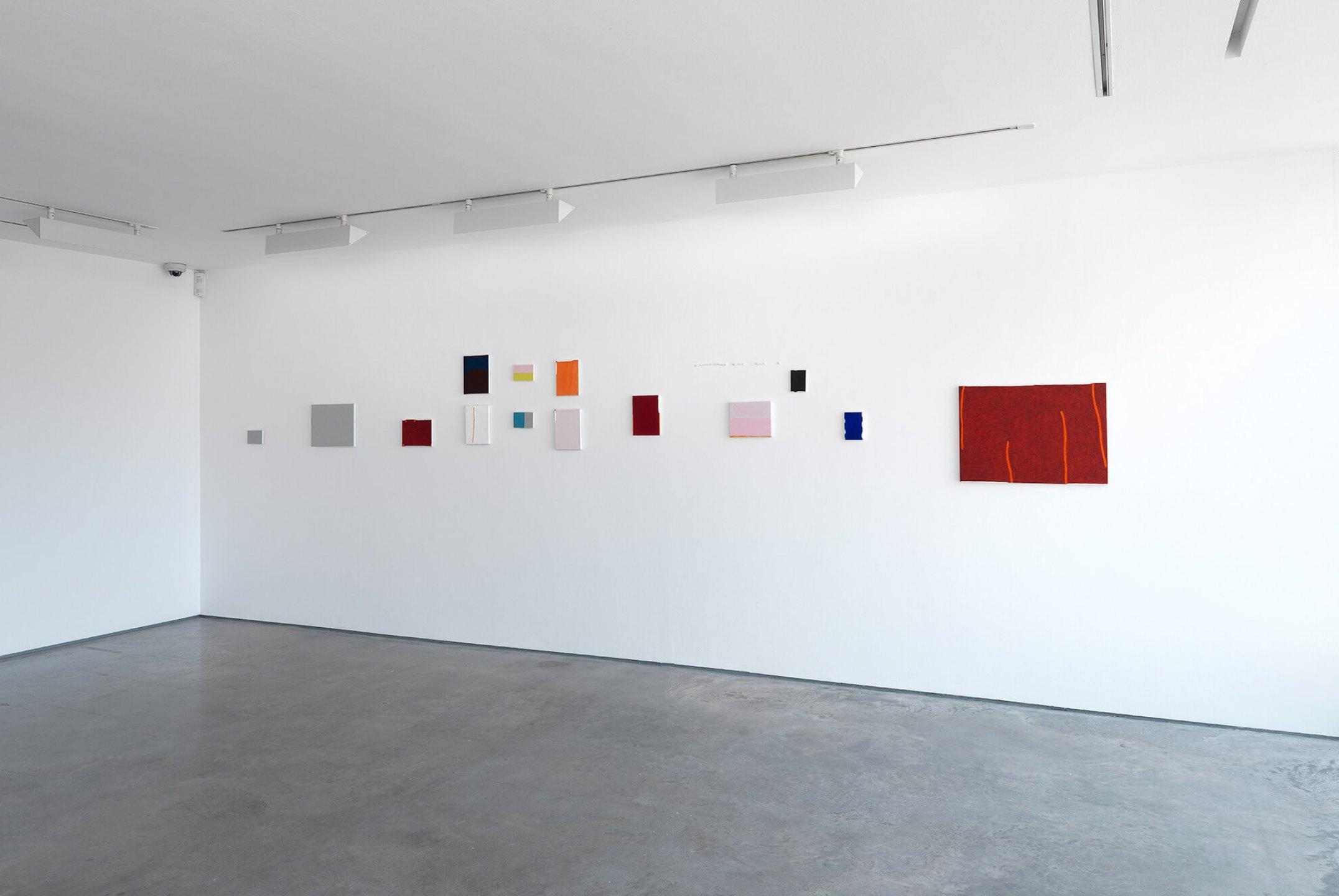 Paulo Monteiro,&nbsp;<em>Where Were You</em>, 2014, Lisson Gallery, 2014 - Mendes Wood DM
