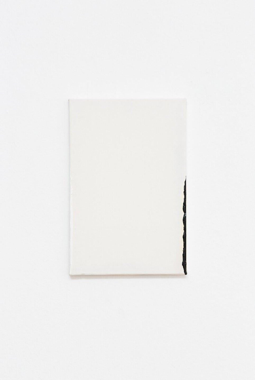 Paulo Monteiro,<em> untitled</em>, 2014, oil on canvas, 15× 10 cm - Mendes Wood DM