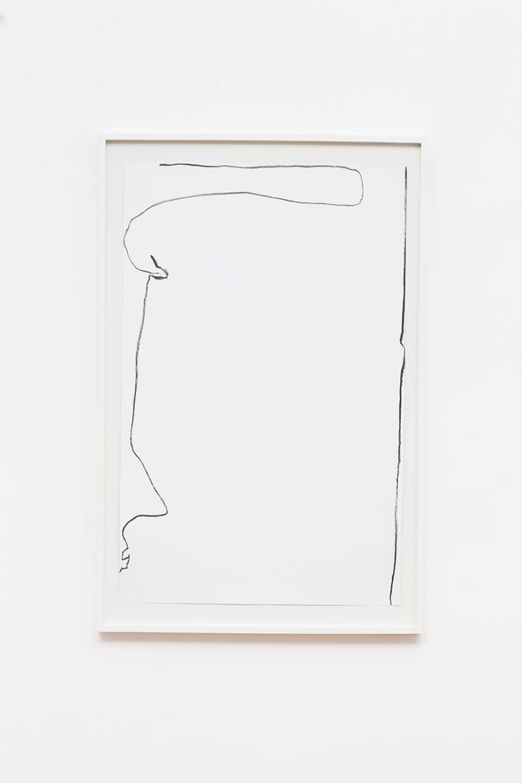 Paulo Monteiro,&nbsp;<em>untitled</em>, 2003, graphite on paper, 74,5&nbsp;× 113&nbsp;cm &nbsp; - Mendes Wood DM