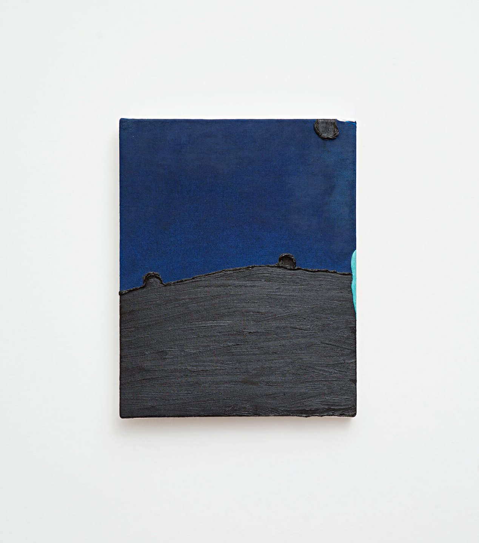 Paulo Monteiro, <em>untitled</em>, 2013, oil on canvas, 25&nbsp;× 20 cm&nbsp; - Mendes Wood DM