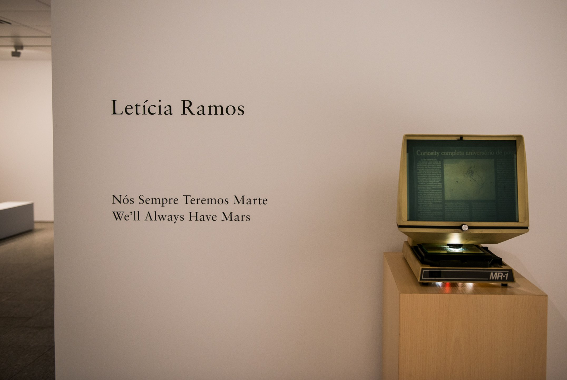 Leticia Ramos, <em>Novo Banco Photo</em>, Instituto Tomie Ohtake, São Paulo, 2014 - Mendes Wood DM