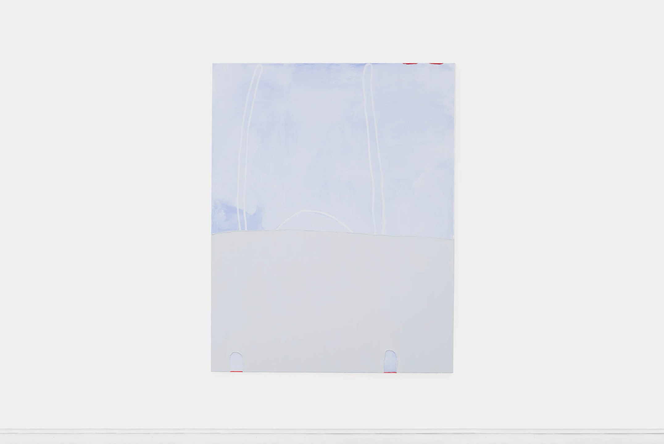 Paulo Monteiro, <em>untitled</em>, 2015, oil on canvas, 185 × 150 cm - Mendes Wood DM