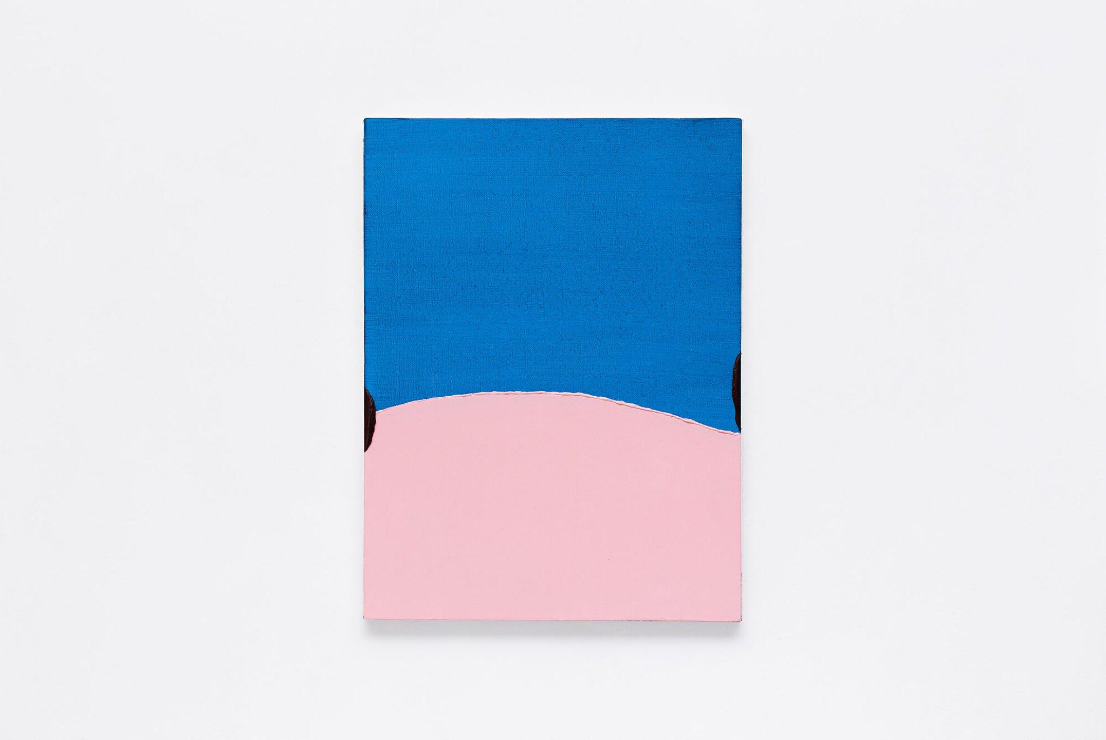 Paulo Monteiro,<em>untitled</em>,2013, oil on linen, 40×30 cm - Mendes Wood DM