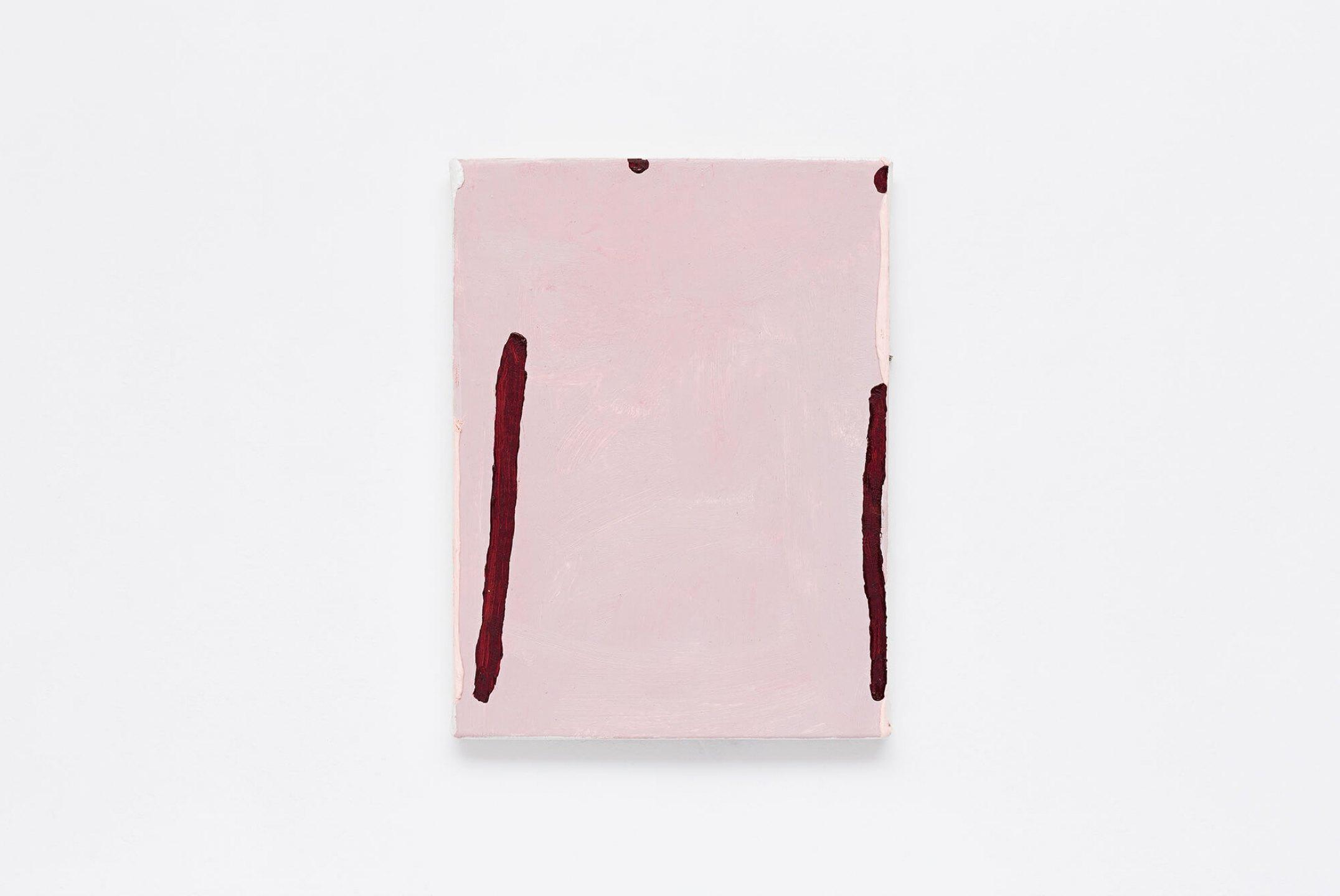 Paulo Monteiro,<em>untitled</em>, 2013, oil on linen, 23,5 × 18 cm - Mendes Wood DM