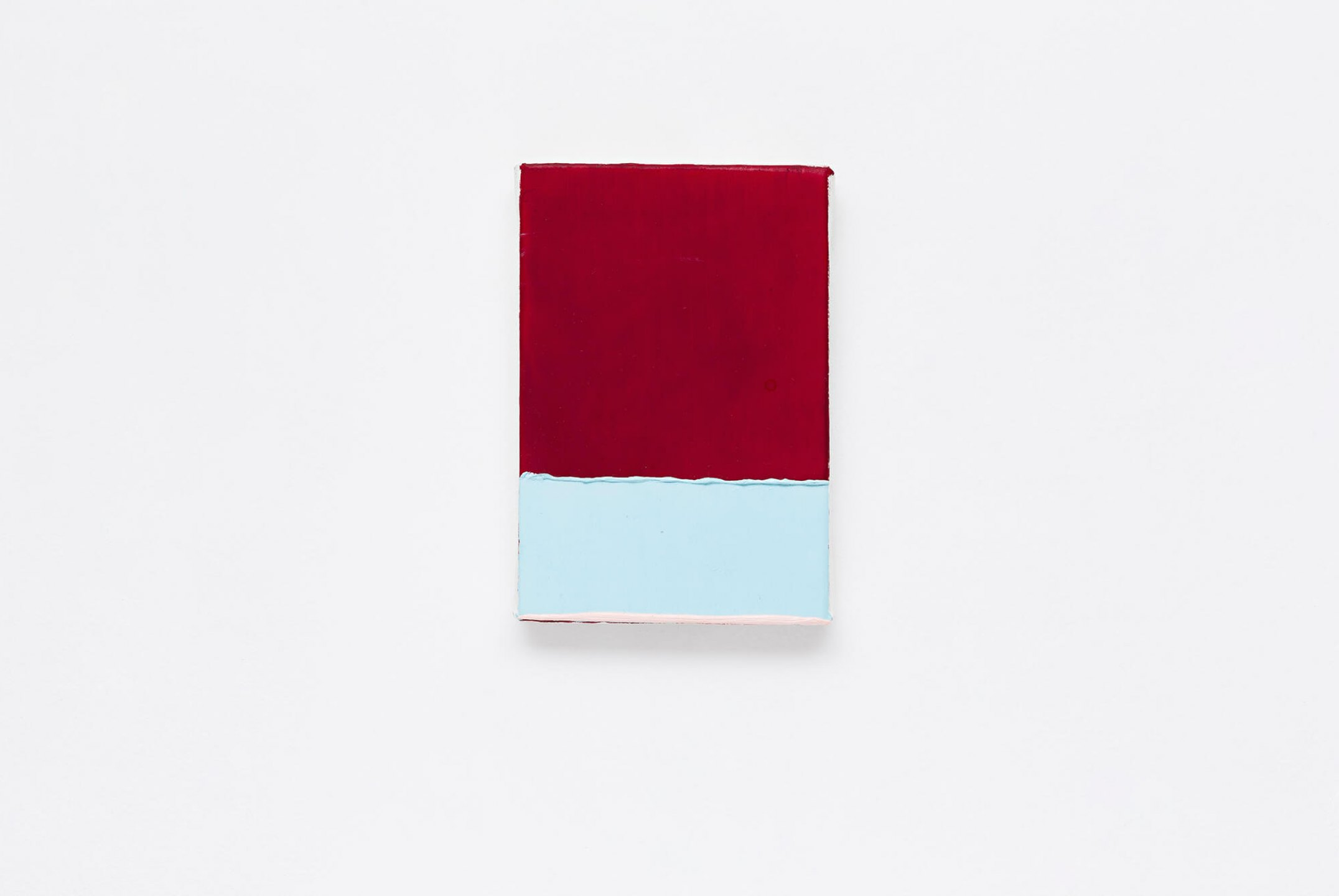 Paulo Monteiro,<em>untitled</em>, 2013, oil on linen, 15 × 10 cm - Mendes Wood DM