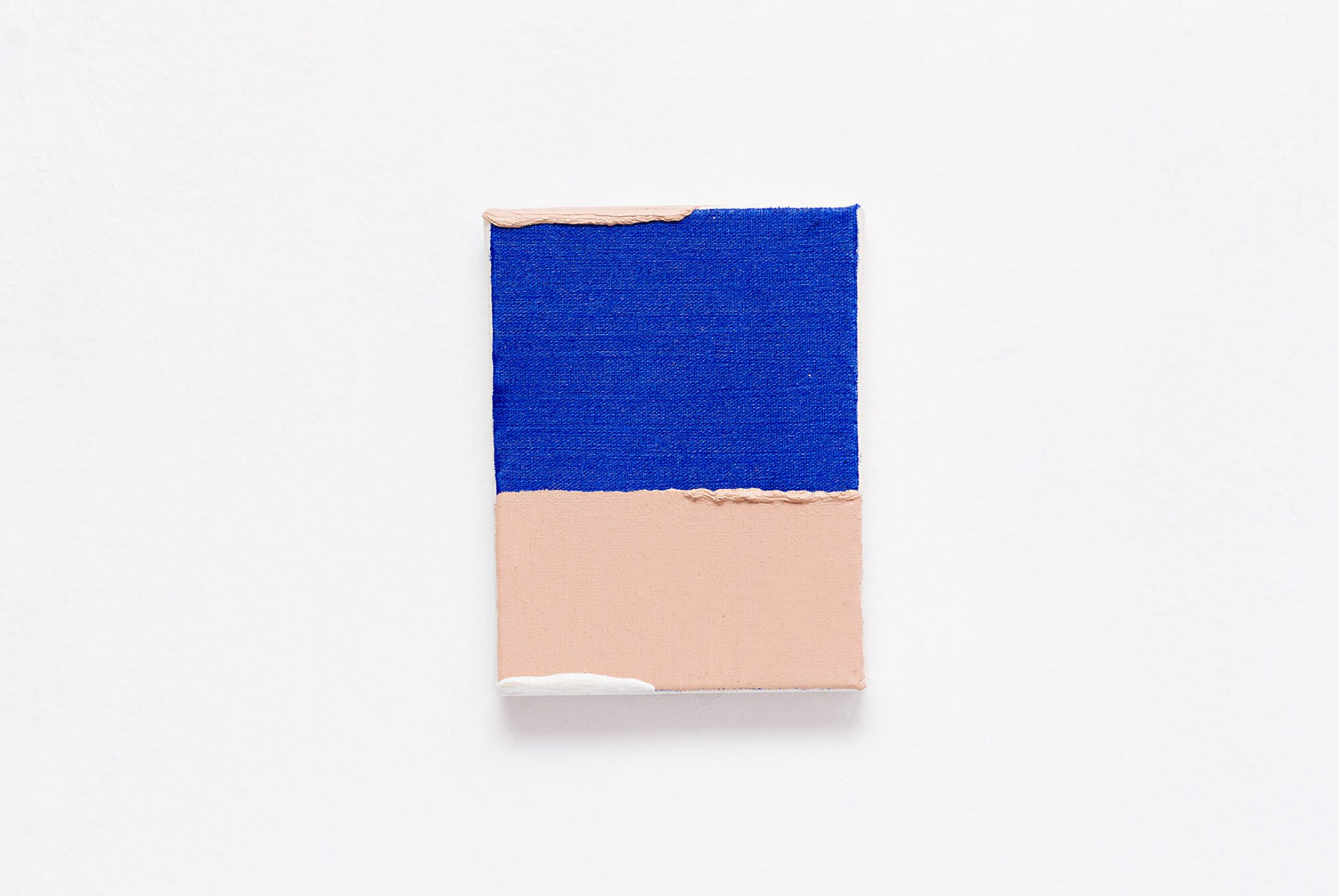 Paulo Monteiro,&nbsp;<em>Sea</em>, 2014, oil on canvas, 12 ×&nbsp;9 cm - Mendes Wood DM