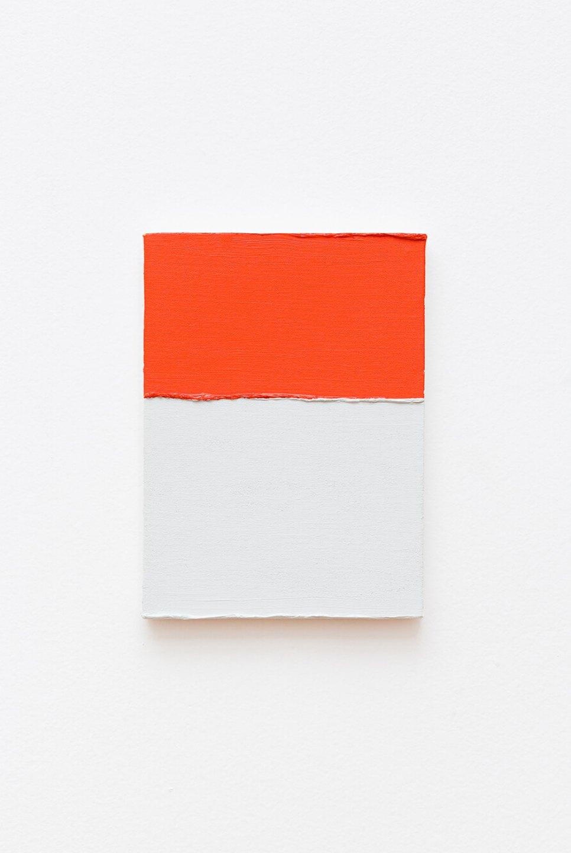 Paulo Monteiro,&nbsp;<em>untitled</em>, 2014, oil on canvas, 22 × 16 cm - Mendes Wood DM