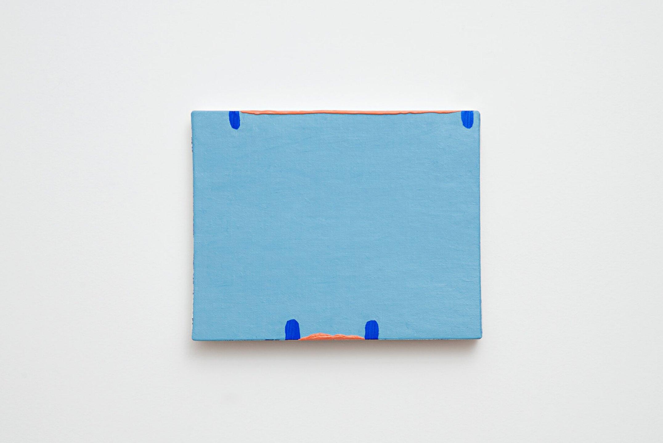 Paulo Monteiro,&nbsp;<em>untitled</em>, 2013, oil on canvas, 20,5&nbsp;×&nbsp;25 cm - Mendes Wood DM