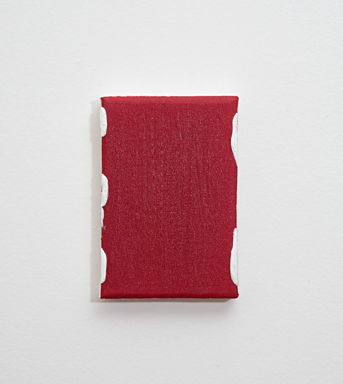Paulo Monteiro,<em>untitled,</em>2013, oil on canvas, 15 × 10 cm - Mendes Wood DM