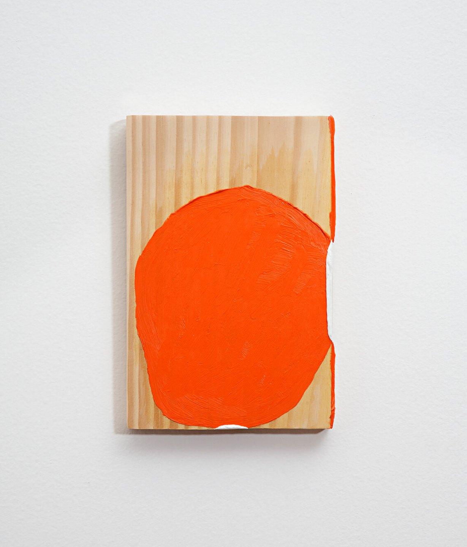 Paulo Monteiro,<em>untitled</em>, 2012, oil on wood, 20,5 × 13,5 cm - Mendes Wood DM