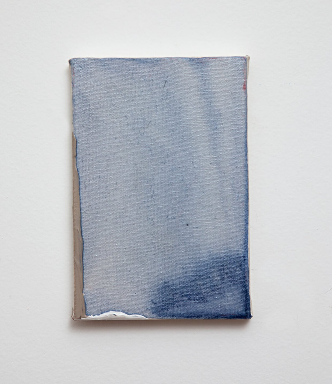 Paulo Monteiro,&nbsp;<em>untitled</em>, 2012, oil on canvas, 15 × 10 cm - Mendes Wood DM