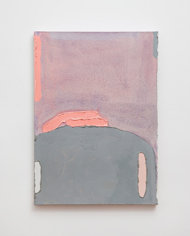 Paulo Monteiro,<em>untitled,</em>2012, oil on canvas, 70 × 50 cm - Mendes Wood DM