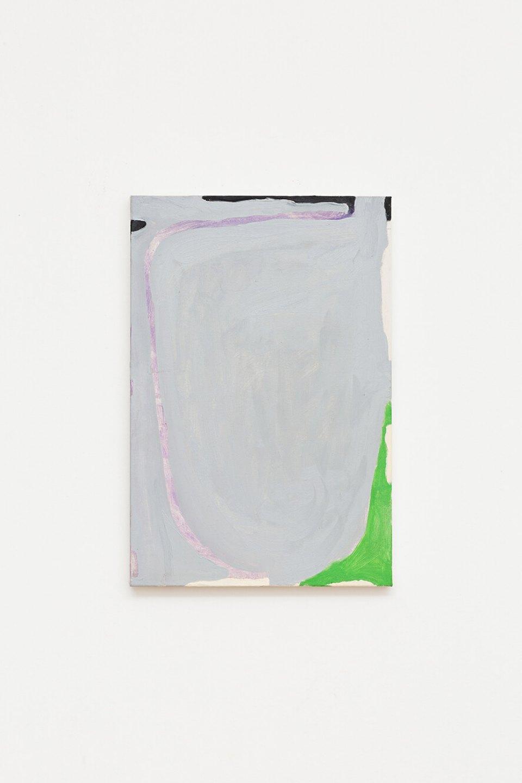 Paulo Monteiro,&nbsp;<em>untitled</em>, 2005, oil on canvas, 60 × 40 cm - Mendes Wood DM