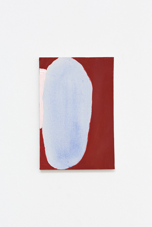 Paulo Monteiro,&nbsp;<em>untitled</em>, 2010, oil on canvas, 30 × 20 cm - Mendes Wood DM