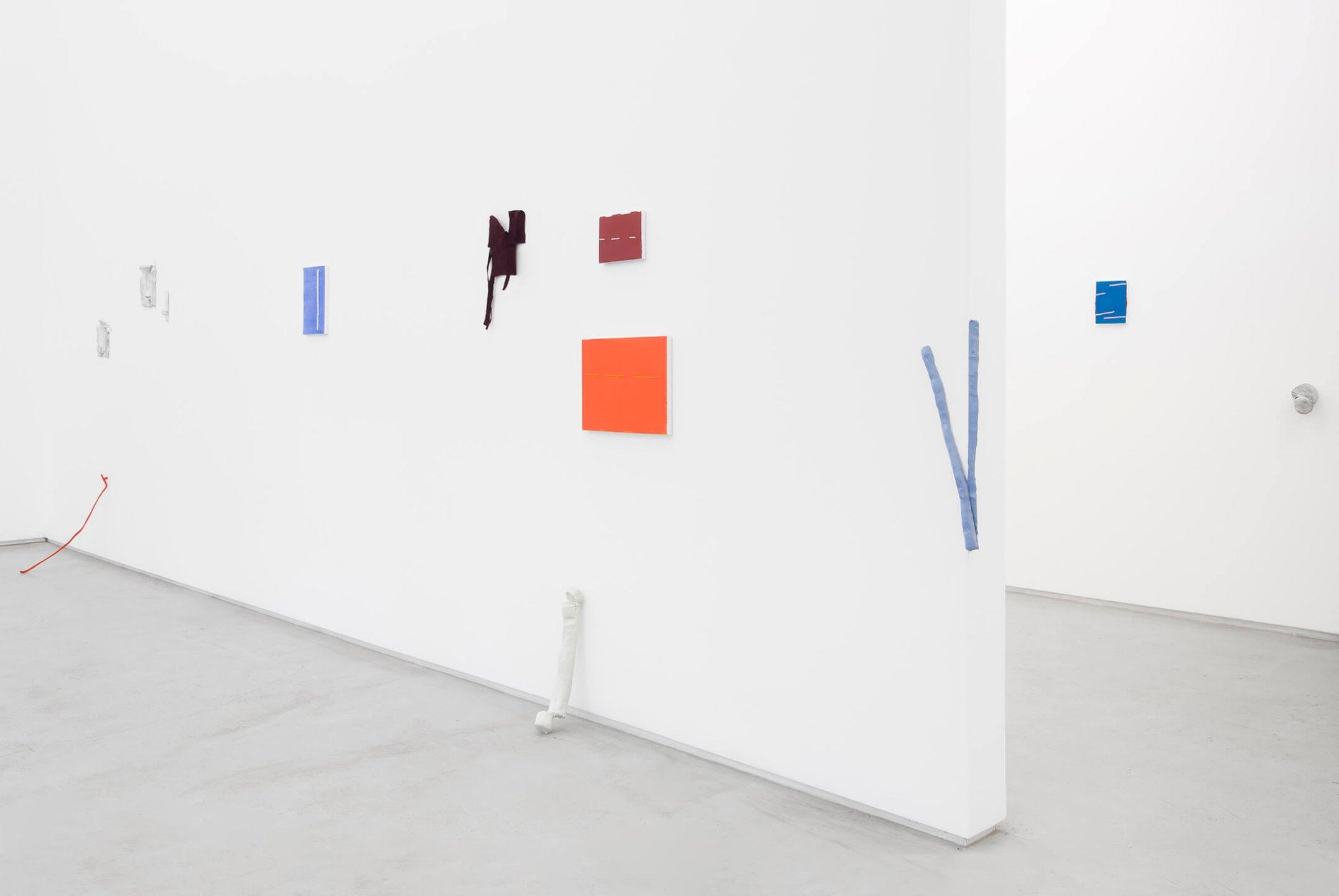 Paulo Monteiro,&nbsp;<em>The inside of distance</em>,&nbsp;Mendes Wood DM, São Paulo, 2015 - Mendes Wood DM