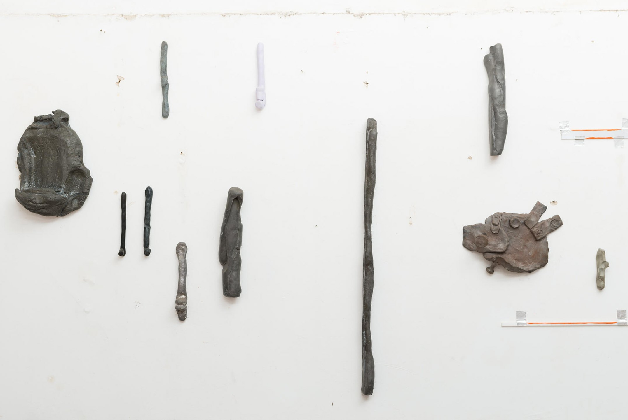 Paulo Monteiro,<em> </em>studio view, 2015 - Mendes Wood DM