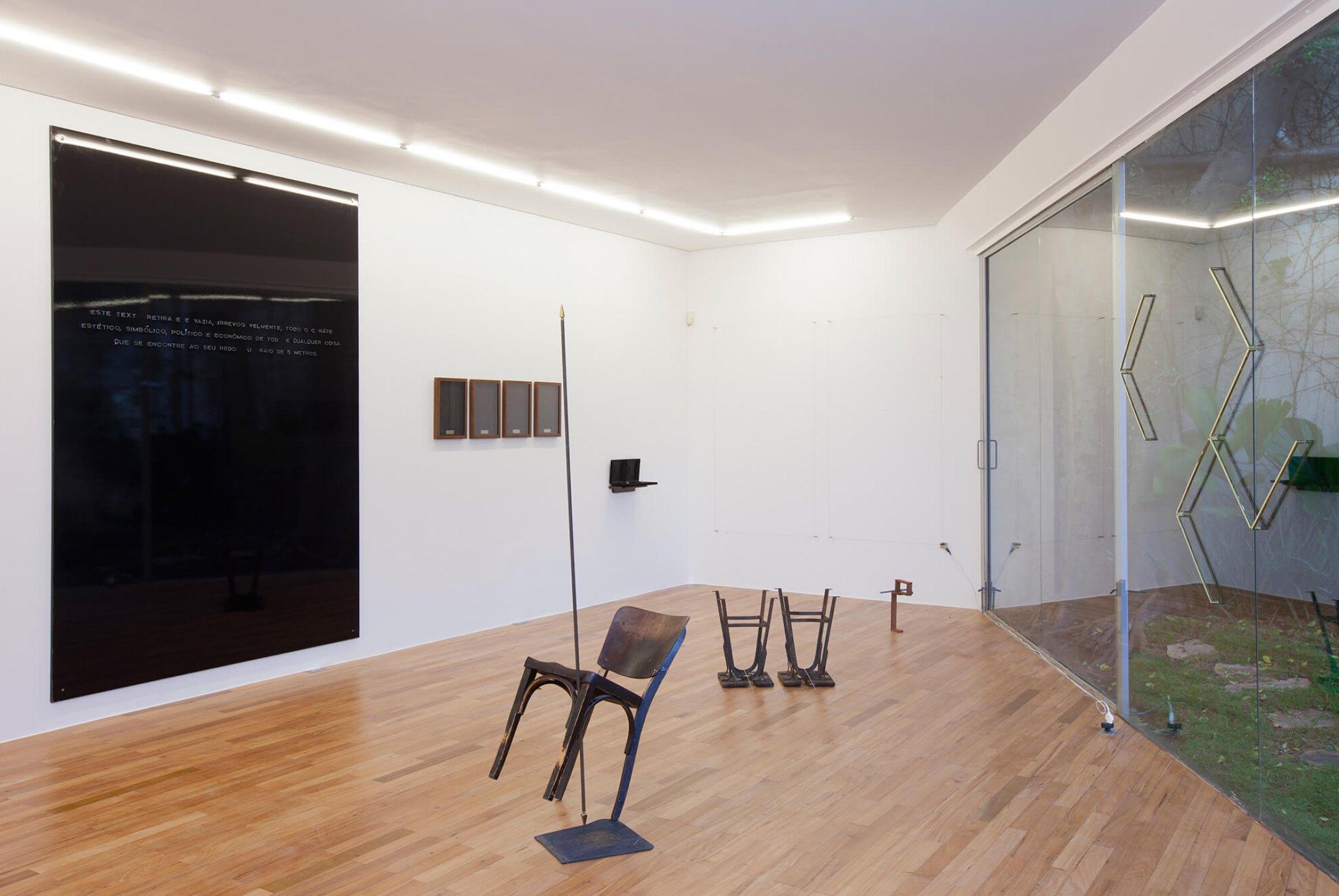 Deyson Gilbert,<em>Culatra,</em>Mendes Wood DM, São Paulo, 2012 - Mendes Wood DM