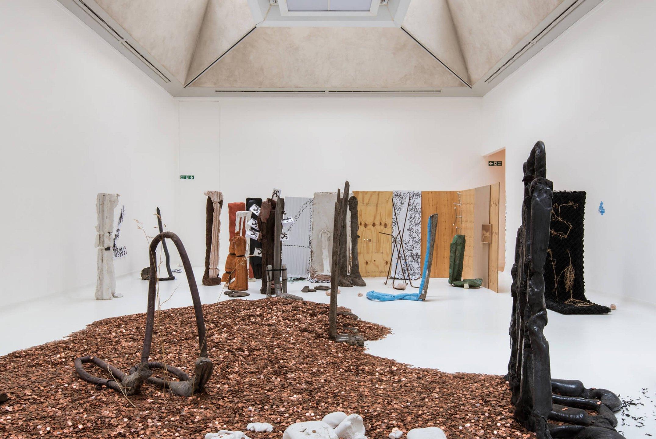 Michael Dean,<em>Turner Prize,</em>Tate Britain, London, 2016 - Mendes Wood DM