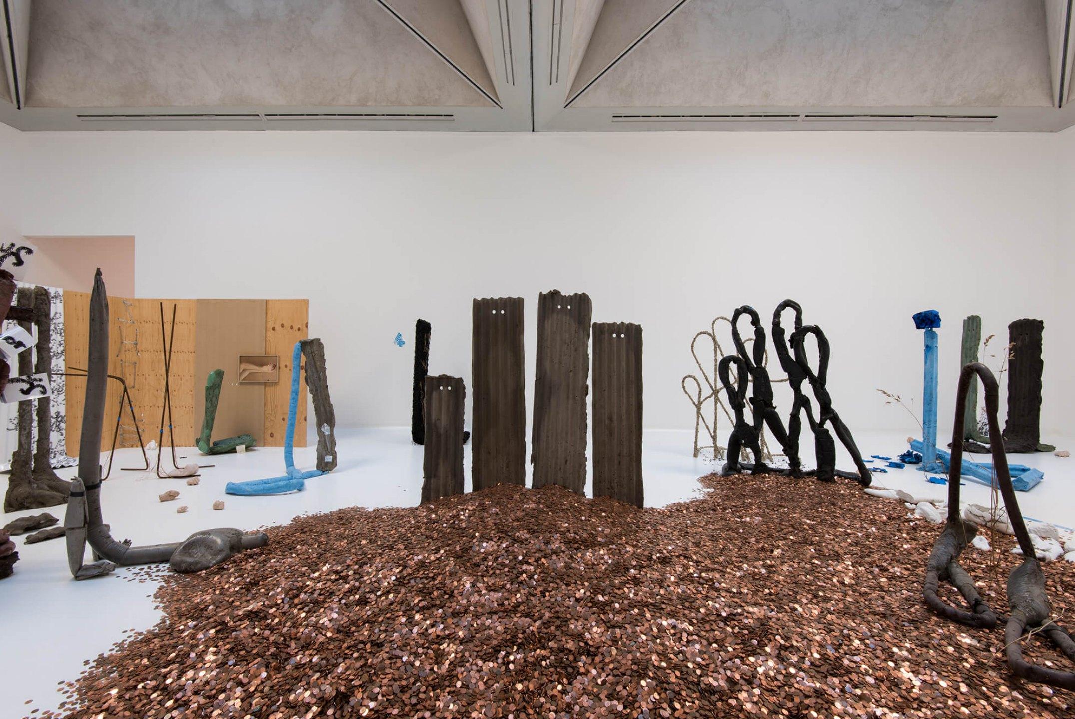 Michael Dean,<em>Turner Prize</em>,Tate Britain, London, 2016 - Mendes Wood DM