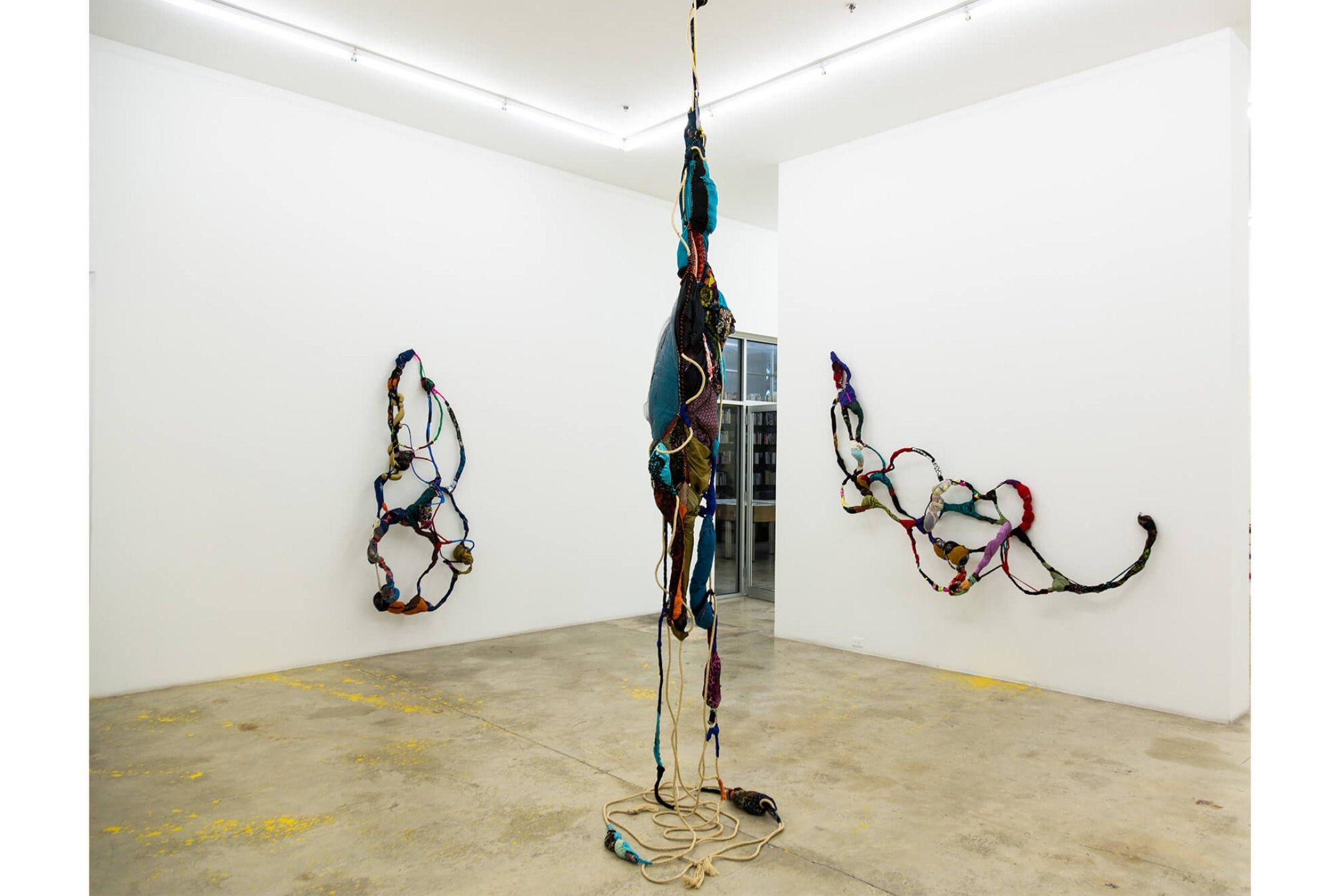 Sônia Gomes,<em>New Shamans/Novos Xamãs: Brazilian Artists,</em>Rubell Family Collection,Miami, 2016 - Mendes Wood DM