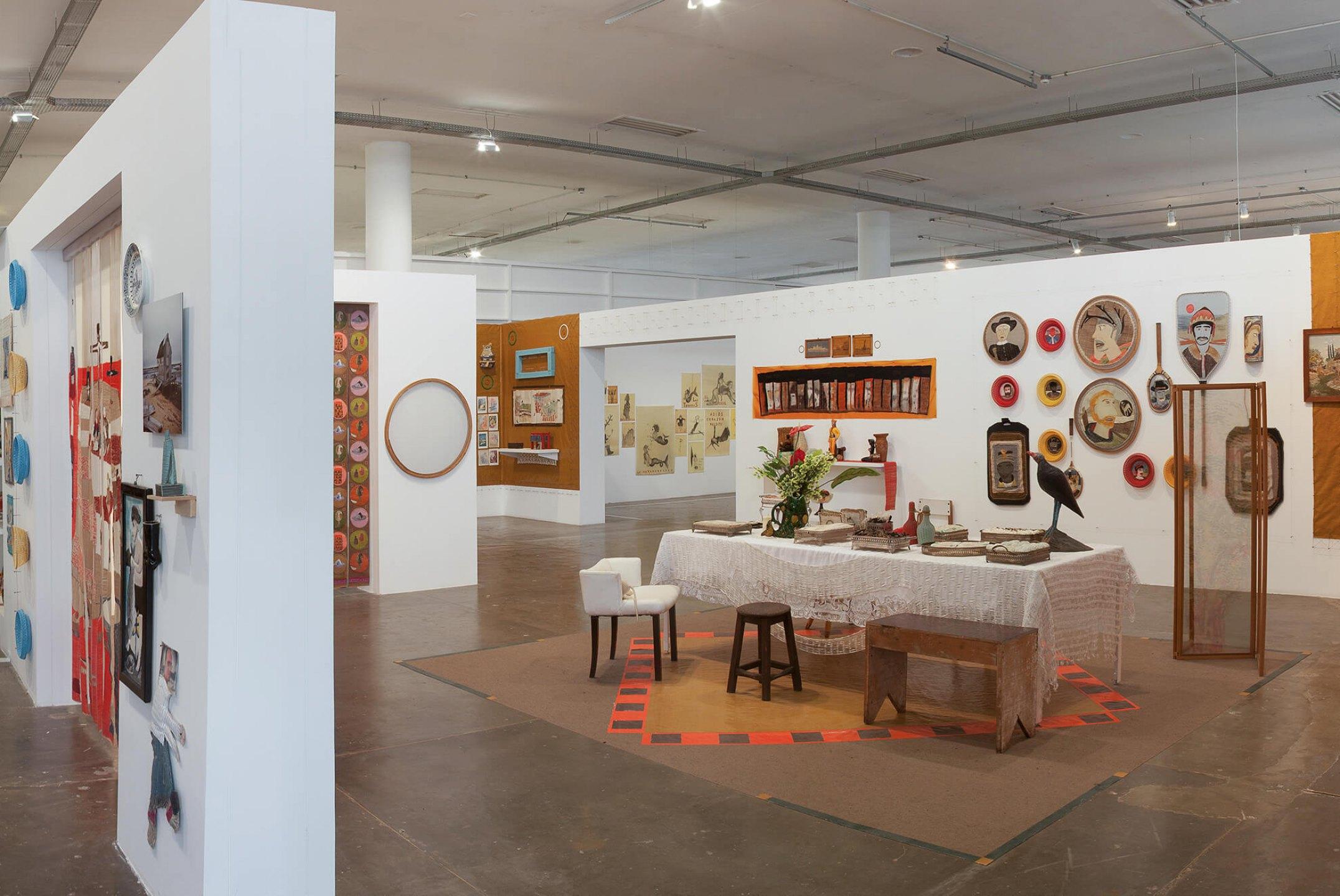 f.marquespenteado,<em>The Iminence of Poetics</em>,30th Bienal de São Paulo, Sao Paulo, 2012 - Mendes Wood DM
