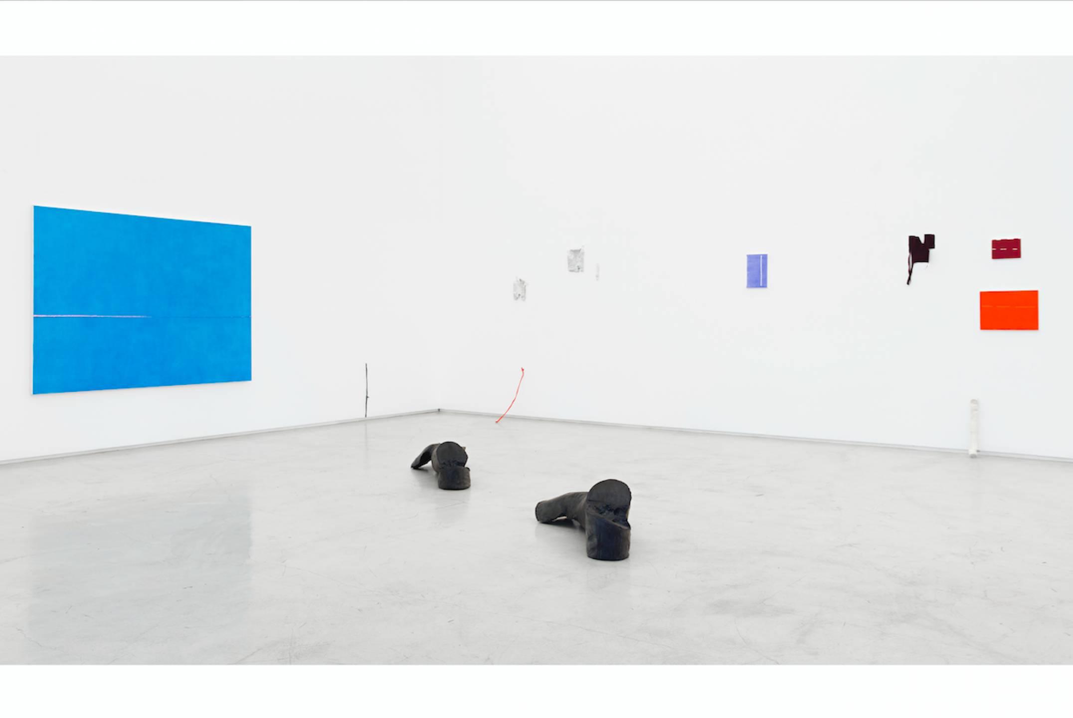 Paulo Monteiro,<em>The inside of distance</em>,Mendes Wood DM, São Paulo, 2015 - Mendes Wood DM