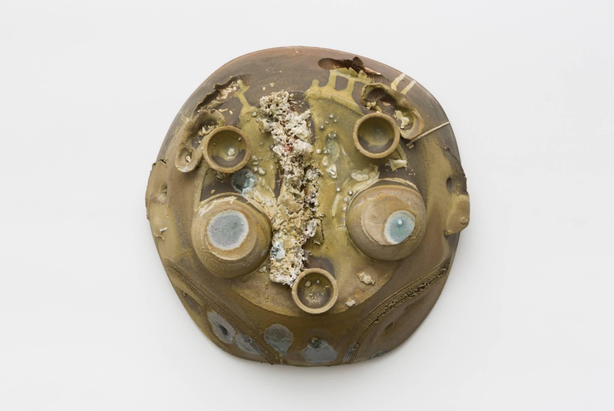 Matthew Lutz-Kinoy,<em>untitled</em>, 2016, ceramic,34 × 34 × 19 cm - Mendes Wood DM