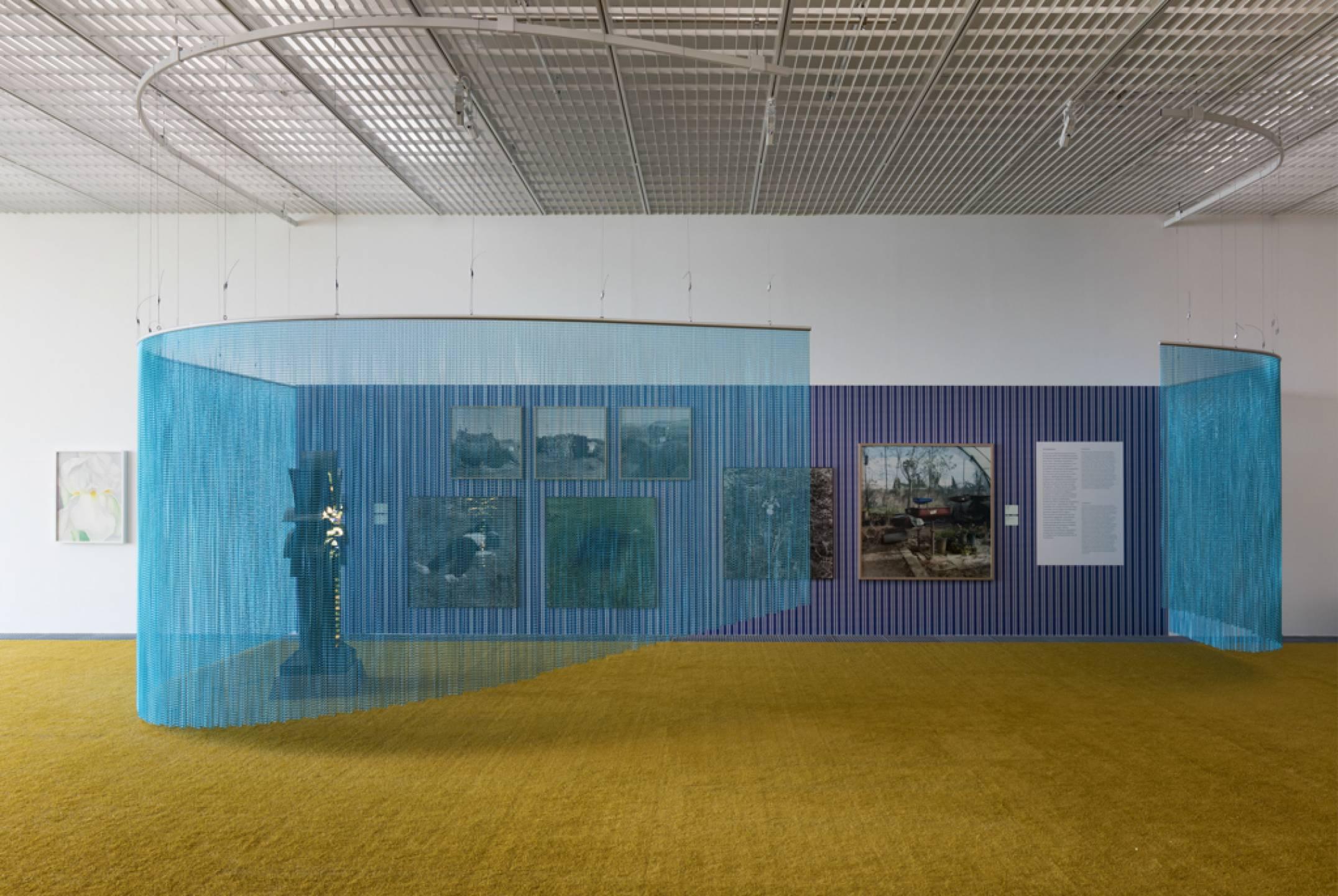 Daniel Steegmann Mangrané,<em> Infinite Garden,</em> Centre Pompidou Metz, Metz, 2017 - Mendes Wood DM
