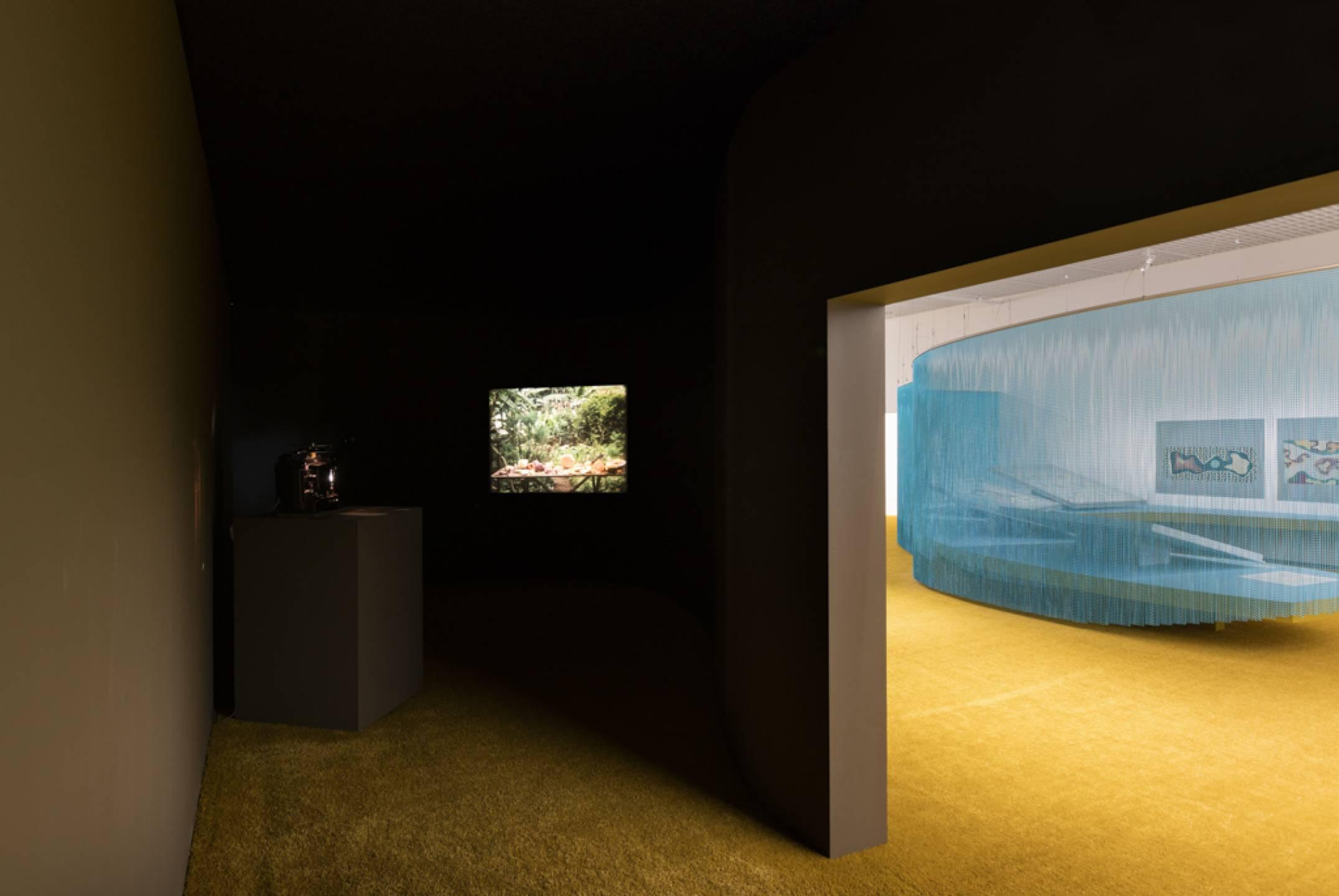 Daniel Steegmann Mangrané,<em> Infinite Garden</em>, Centre Pompidou Metz, Metz, 2017 - Mendes Wood DM