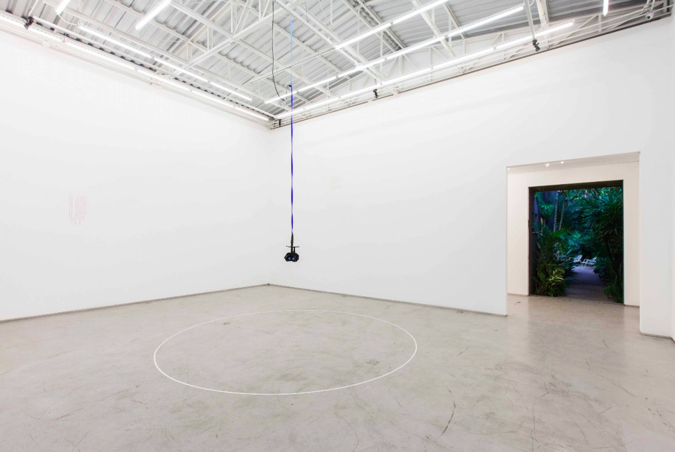 Daniel Steegmann Mangrané, <em>Kingdom of all animals and all the the beasts is my name,</em> Mendes Wood DM, São Paulo, 2015 - Mendes Wood DM