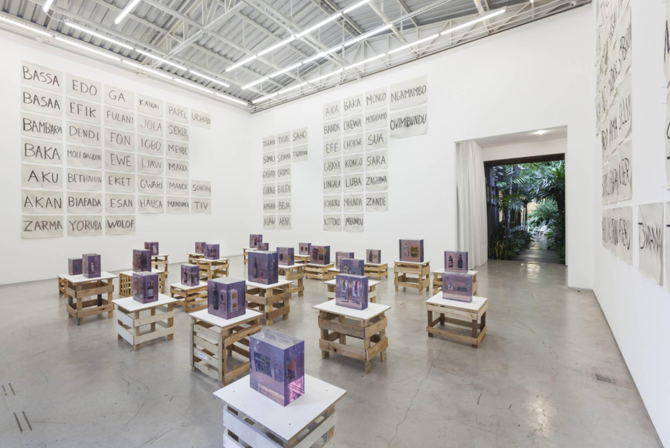 Paulo Nazareth, <em>Old Hope</em>, Mendes Wood DM, São Paulo, 2017 - Mendes Wood DM