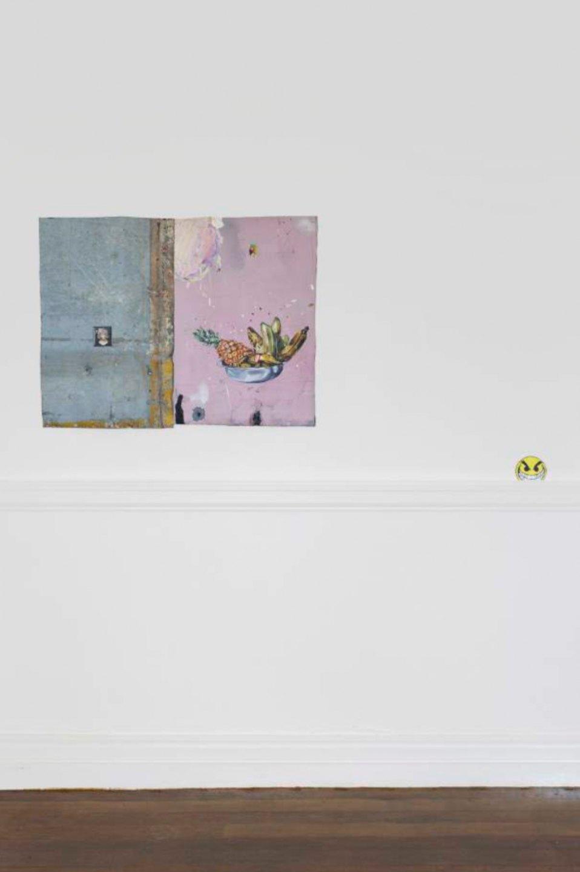 Paulo Nimer Pjota, <em>The history in repeat mode — symbol</em>, Maureen Paley / Morena di Luna, Hove, 2017 - Mendes Wood DM