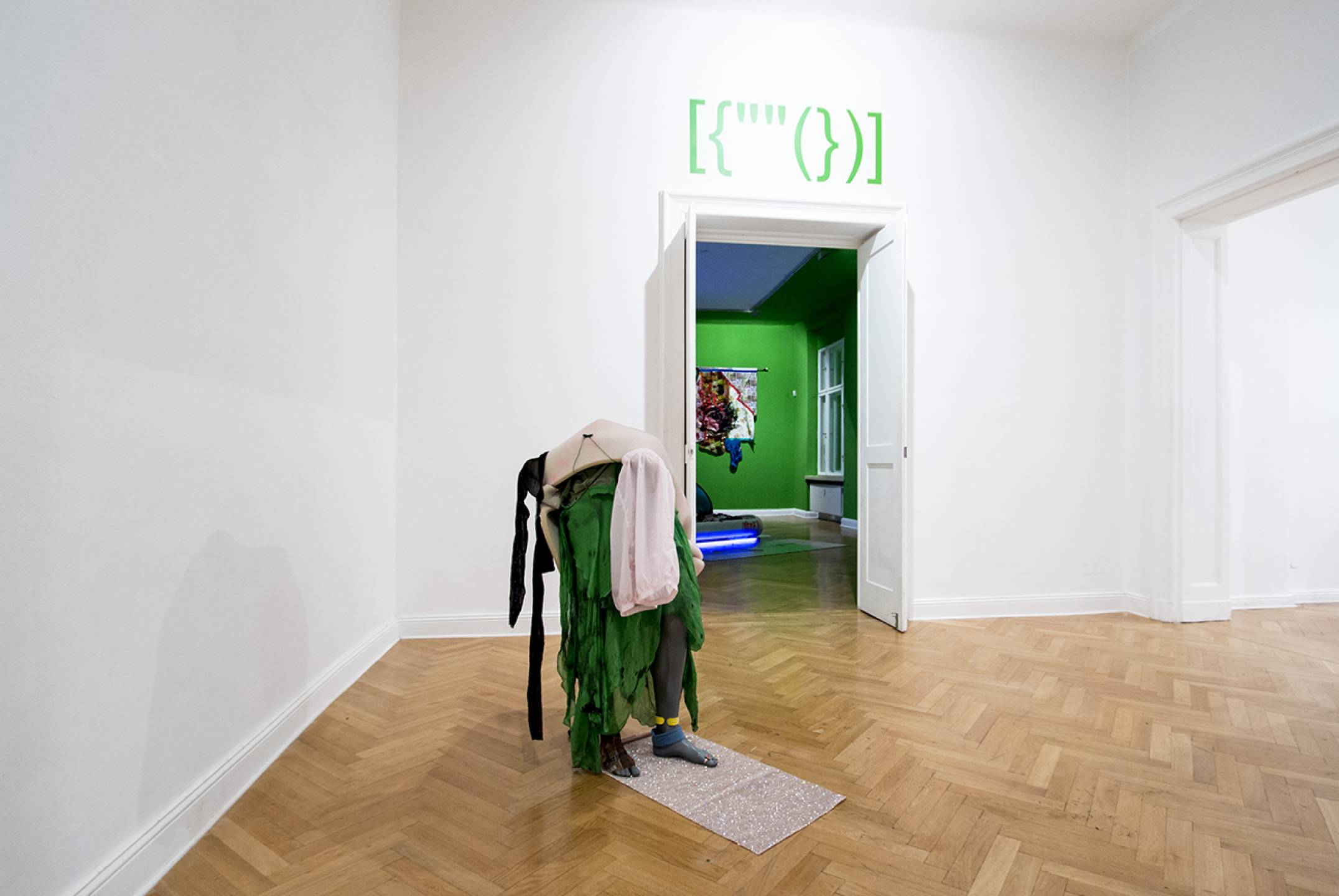 Cibelle Cavalli Bastos,&nbsp;<em>#deprogram #unlearn #closedloop #ævtarperform #aevtarperform #avtarperform,</em>&nbsp;Import Projects,&nbsp;Berlin, Germany - Mendes Wood DM