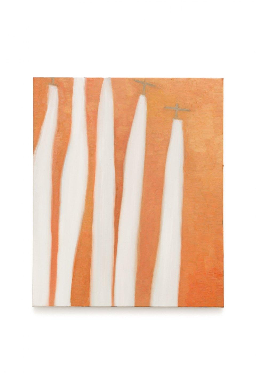 Marina Perez Simão,&nbsp;<em>untitled</em>, 2017,&nbsp;oil on canvas, 60 × 50 cm - Mendes Wood DM