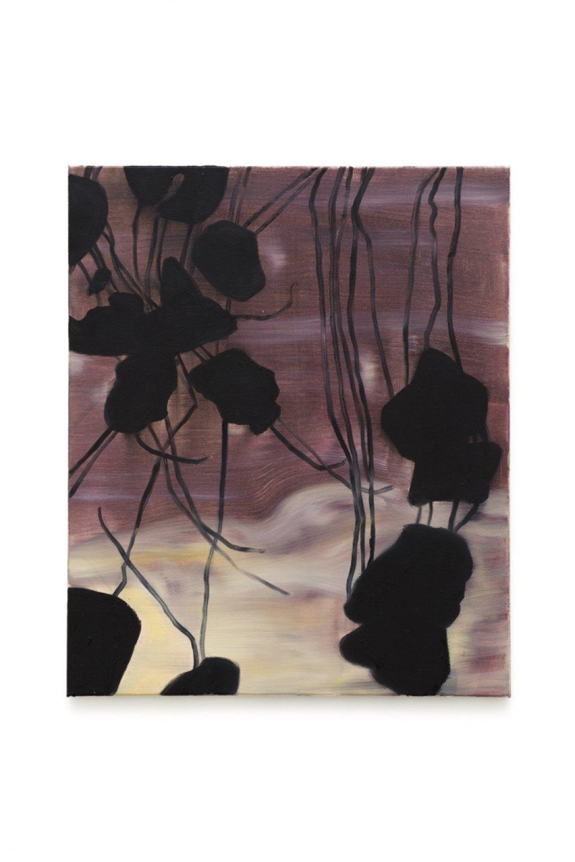 Marina Perez Simão,<em>untitled</em>,2017,oil on canvas, 60 × 50 cm - Mendes Wood DM