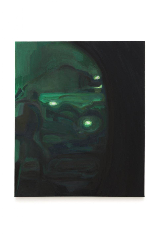 Marina Perez Simão,<em>untitled,</em> 2017,oil on canvas, 120 × 100 cm - Mendes Wood DM