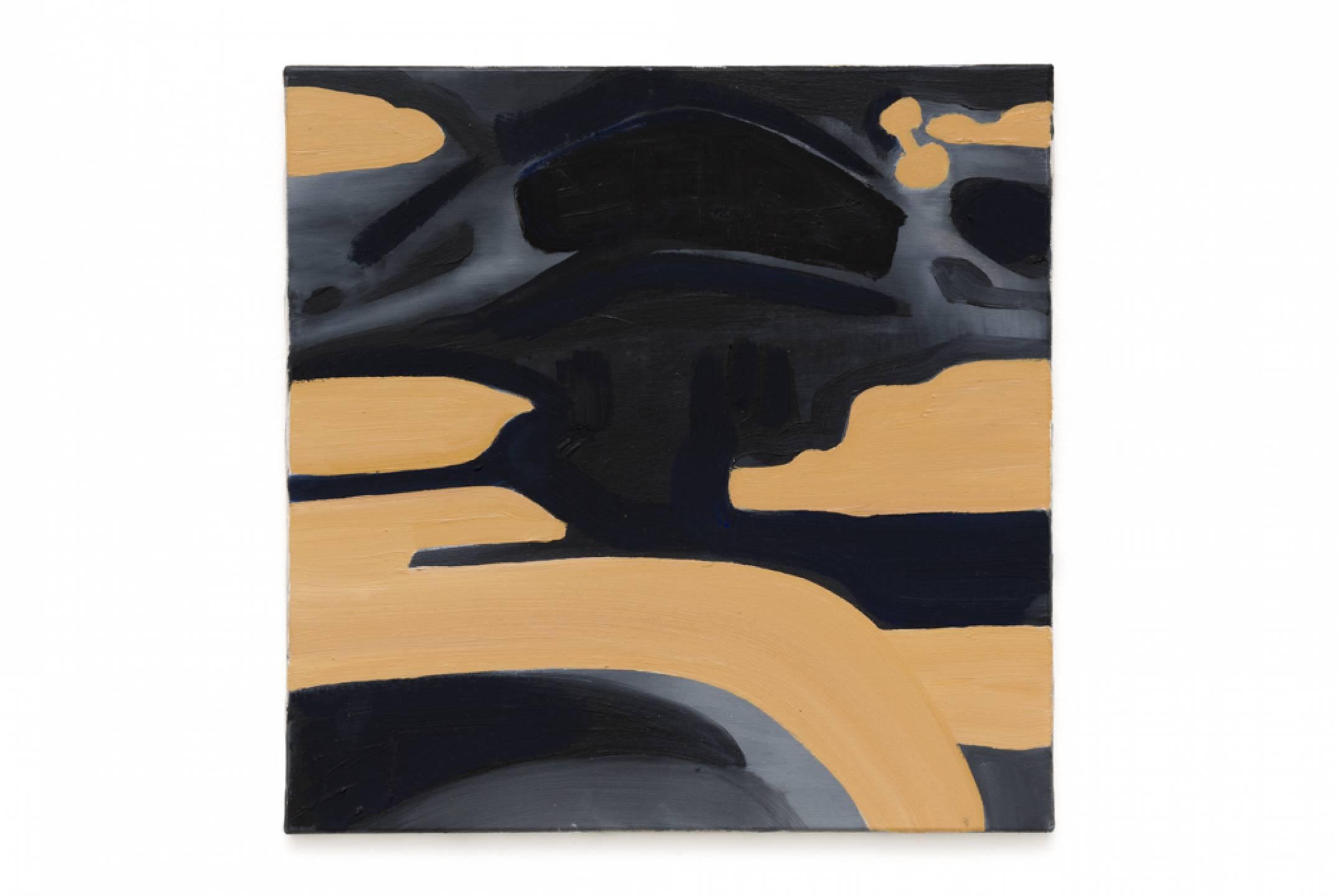 Marina Perez Simão,&nbsp;<em>untitled</em>,&nbsp;2017,&nbsp;oil on canvas, 40 × 40 cm - Mendes Wood DM